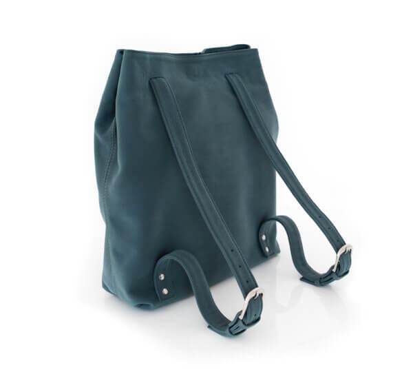 torebka niebieski plecak